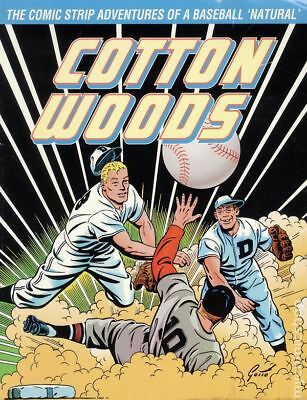 Cotton Woods TPB (Kitchen Sink) #1-1ST 1991 VF Stock Image