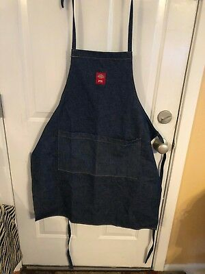 Dickies FR Denim Apron - New without Tags
