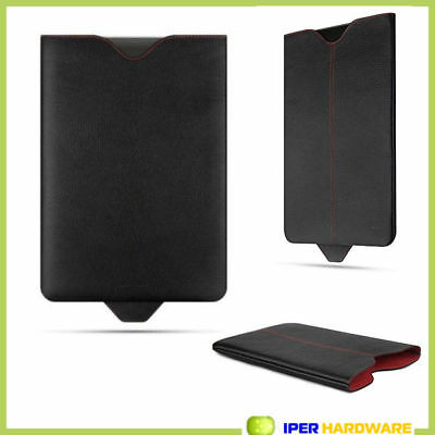 Case in your pocket Zero leather for tablets Sony Xperia Z2 Black Beyzacases