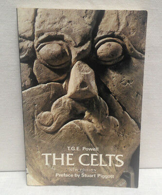 THE CELTS T.G.E. Powell Illustrated (1991, PB)