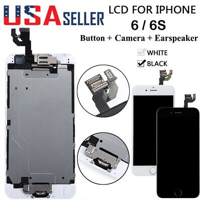 For iPhone 6 6S LCD Touch Screen Display Replacement Digitizer Full Assembly
