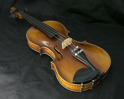 VIOLIN Full Size: 4/4 STAINER Model  Early 1900's Vintage    QUALITY