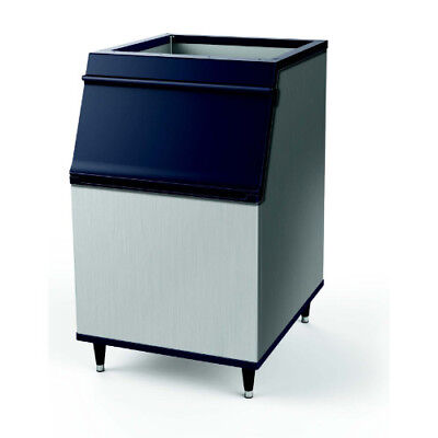 NEW 500 LB Ice Bin Blue Air BLIB-500S 9347 Commercial Ice Maker NSF CUBE Storage