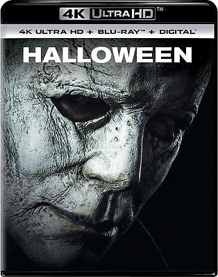 Halloween (2018) 4K Ultra Hd (Region Free) | Blu-Ray (Region A)