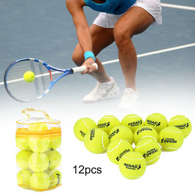 2700 12PCS/Bag Ball Tennis Bal Training Tennis Universal Outdoor Competition