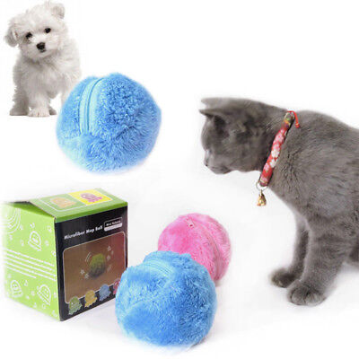 Milo Activation Automatic Ball Chew Electric Toys For Dog Cat Fun Dog Puppy New