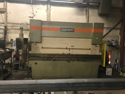 Donewell CNC Press Brake