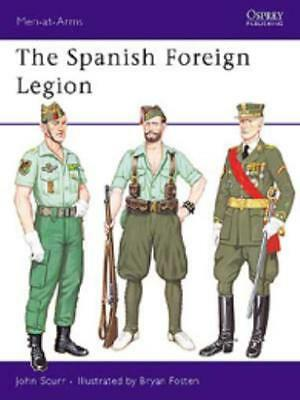 Osprey Men-at-Arms Spanish Foreign Legion, The SC MINT