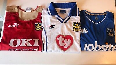 Portsmouth Football Shirt, All Sizes, All Seasons, Great