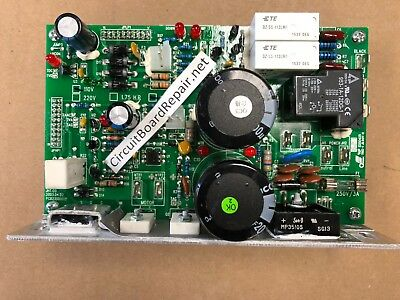 REPAIR SERVICE - 013674-DG / SJED08011DG - Horizon / AFG / Elite Circuit Board