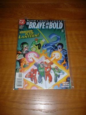 Flash & Green Lantern ; The Brave And The Bold 2 (Of 6). Nm Cond. Nov 1999.
