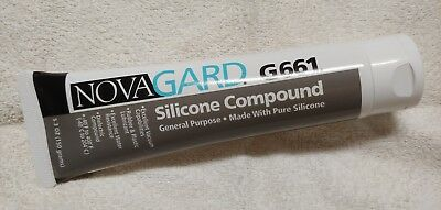Novagard G661 Dielectric and Insulating Grease Compound 5.3 oz