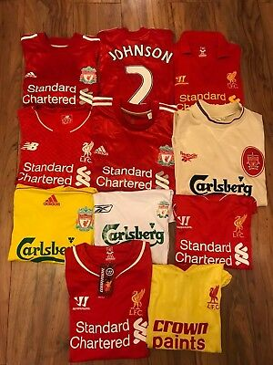 Liverpool Football Shirt, All Sizes, All Seasons, Great