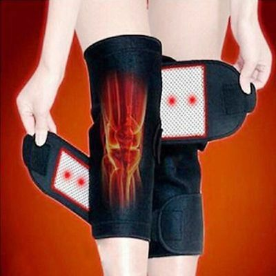 Self Heating Knee Support Magnetic Thermal Arthritis Support Brace Protector