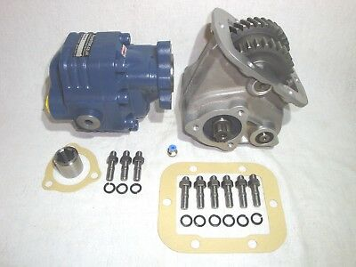 Iveco Eurocargo Zf S5-42 4.65 Pto Unit & Pump Kit