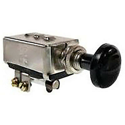 Heavy Duty Head Light Switch With 20 AMP Inline Fuse and Two Stage ON Position