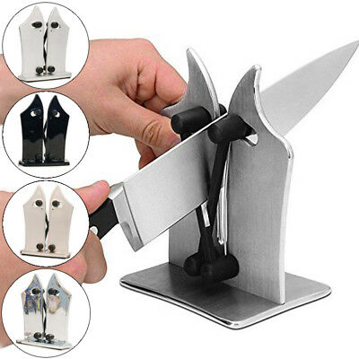 Fast Kitchen Knife Sharpener Tool Sharpens Hones And Polisher As Seen On TV