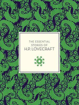The Essential Tales of H.P. Lovecraft (Knickerbocker Classics) by Lovecraft, H.
