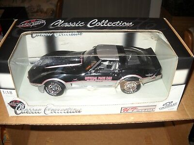 Ut Models**classic Collections**1978 Corvette Official Indy 500 Pace Car 1/18