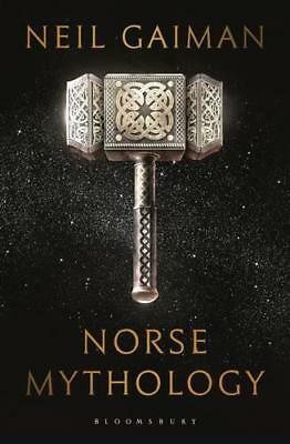 Norse Mythology by Gaiman, Neil, NEW Book, FREE & Fast Delivery, (Hardcover)