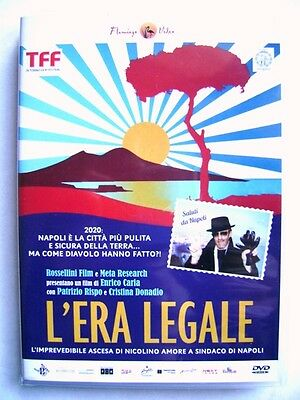 Dvd L'Era legal by Enrico Caria with Isabella Rossellini 2011 Used