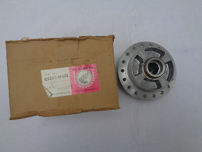 Honda CB50 XL50 ORIGINAL Nabe Hinterradnabe Rear Wheel Hub Honda 42601-149-000