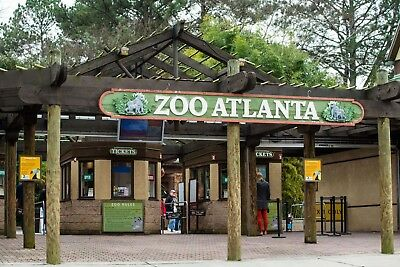 Adult & Child Zoo Atlanta Tickets - General Admission