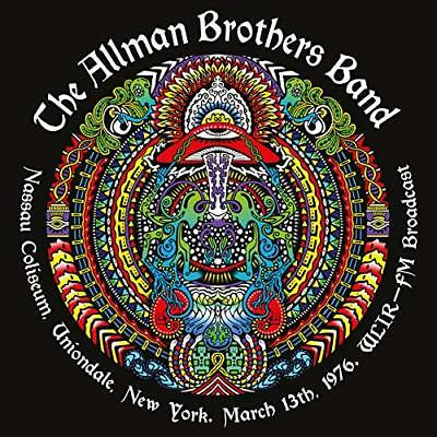 The Allman Brothers Band - Nassau Coliseum, N.Y. March 13th 1976 (2CD) (2019)