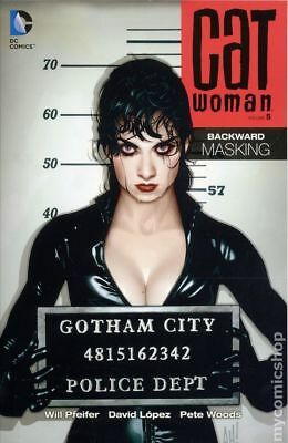 Catwoman TPB (2011- DC) 3rd Series Collections #5-1ST 2016 NM Stock Image