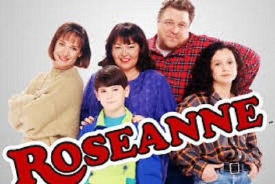 Roseanne: The Complete Series DVD (27 Disc) New Collector TV The Conners