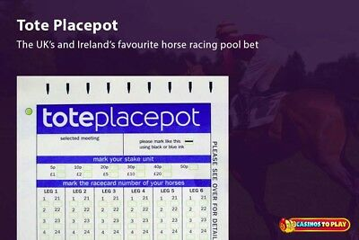 Placepot Power.. Horse Racing System