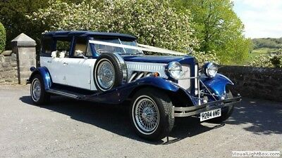 Wedding Cars for Hire in South Cheshire and North Staffordshire