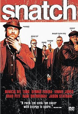 Snatch (Widescreen Edition) LNC FREE SHIPPING !