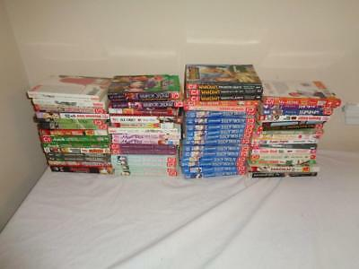 Tokyopop Manga Lot 60 Books English Warcraft Fruits Basket AI Yori AOSHI Magic +