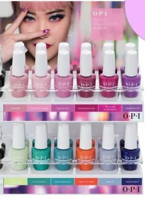 OPI Tokyo Collection Spring Summer 2019 GelColor Soak-Off Gel Polish. Pick Any !