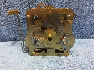 Franz Hermle Clock Movement 141-031 31cm NOS Brand New