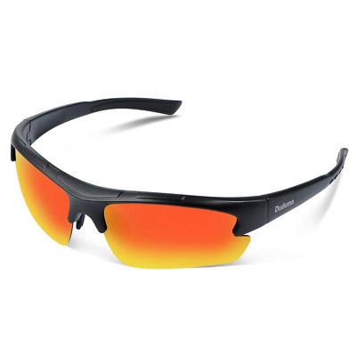 3a90e94fc5 Duduma Polarised Sports Sunglasses mens and womens for Fishing Running  Cycling