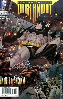 Legends of the Dark Knight (DC) #7 2013 NM Stock Image