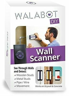 Wall Stud Detector Pipe Wire Finder Imager Visual Image Walabot DIY 3D Android