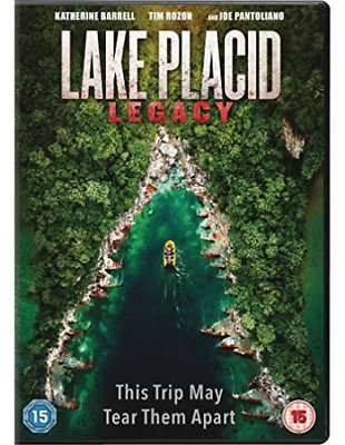 Lake Placid - Legacy (UK IMPORT) DVD [REGION 2] NEW