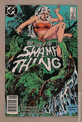 Swamp Thing (2nd Series) #25 1984 FN/VF 7.0