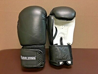 Krav Maga VIP Boxing Gloves with Durable Leather for Sparring MMA Training