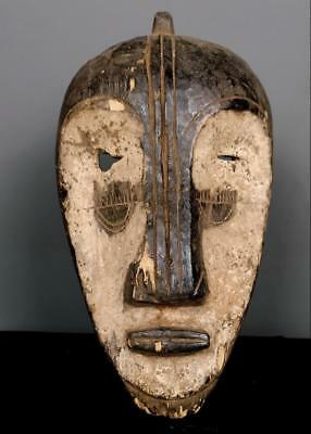 Vintage Tribal Fang Ngil Society   Mask   -- Gabon BN 40