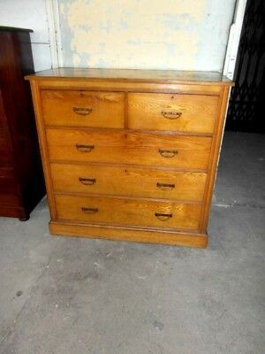 Edwardian Small Size Ash Chest