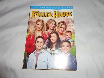 FULLER HOUSE TV SERIES THE COMPLETE FIRST SEASON 1 New Sealed DVD