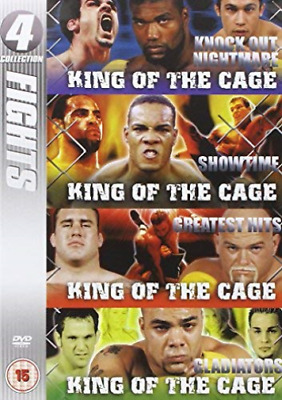 King Of The Cage-Knock Out Nightmare / Showtime (UK IMPORT) DVD [REGION 2] NEW