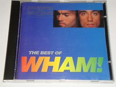 Wham! - Best of (If You Were There Then - The Greatest Hits 1997)