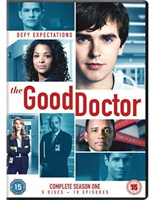 Good Doctor Season One The (UK IMPORT) DVD [REGION 2] NEW