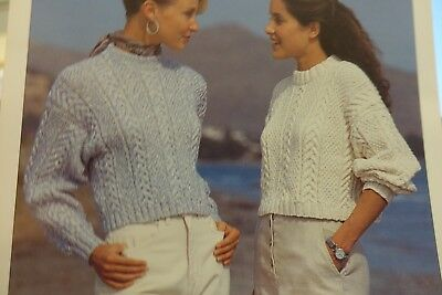 42430ecd8431 HAYFIELD ARAN KIDS sweater Knitting Pattern 00023 - EUR 2