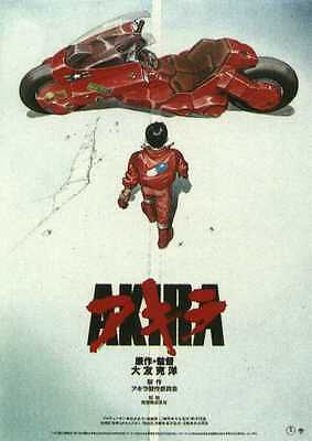 AKIRA Original Cell Artwork 2 Pieces! Ultimate 1988 Anime Blockbuster Art, 1988